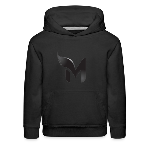 Limited Blackout Angle Merch - Kids' Premium Hoodie