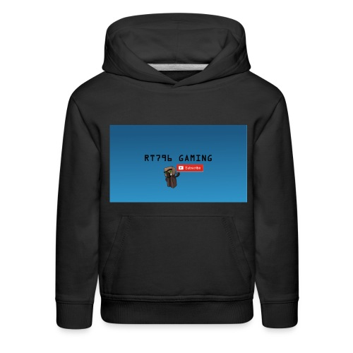 RT796 Gaming tshirt - Kids' Premium Hoodie