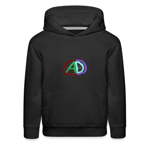 hoodies with anmol and daniel logo - Kids' Premium Hoodie