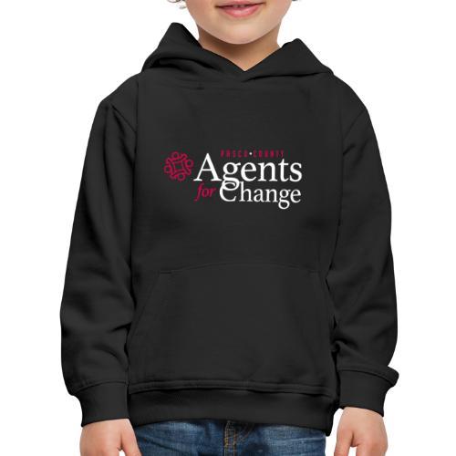 pascoagentsforchange logo - Kids' Premium Hoodie