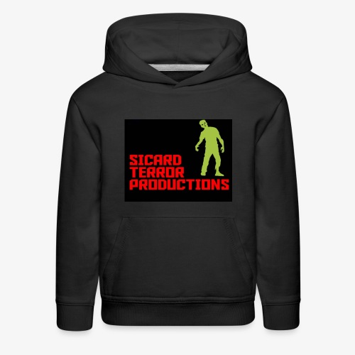 Sicard Terror Productions Merchandise - Kids' Premium Hoodie
