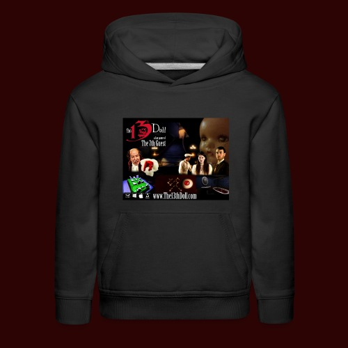The 13th Doll Cast and Puzzles - Kids' Premium Hoodie