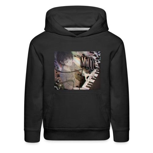 Dark Piano 1 - Kids' Premium Hoodie