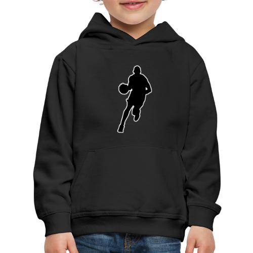 Basketball - Kids' Premium Hoodie