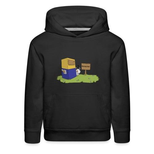 Mini Minion by Seiaeka - Kids' Premium Hoodie