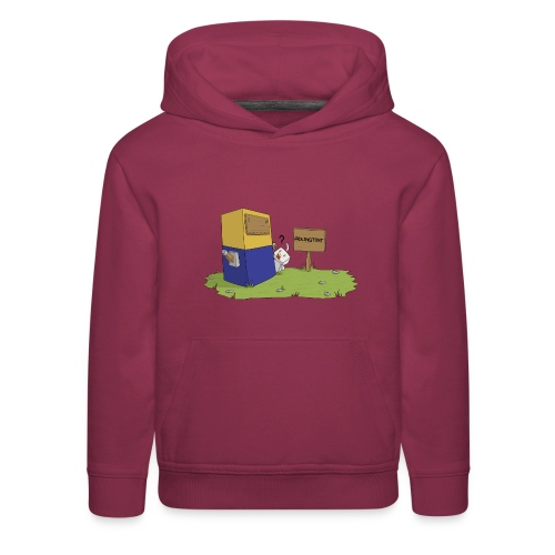Mini Minion by Seiaeka - Kids' Premium Hoodie