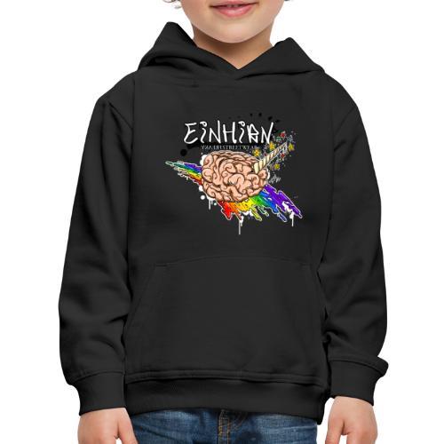 Einhirn - Kids' Premium Hoodie