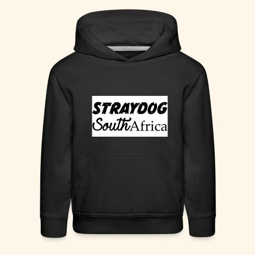 straydog clothing - Kids' Premium Hoodie