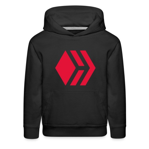 Hive logo - Kids' Premium Hoodie