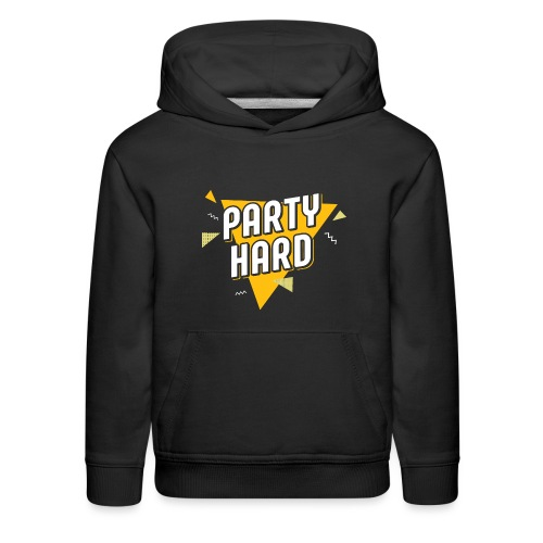 Party Hard 2021 - Kids' Premium Hoodie