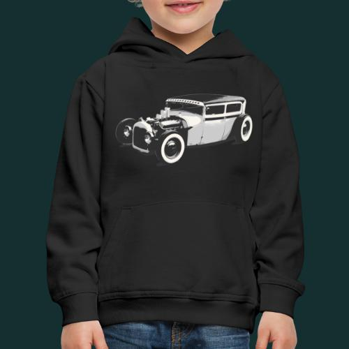 LUD Baby Short Sleeve Onezy - Kids' Premium Hoodie