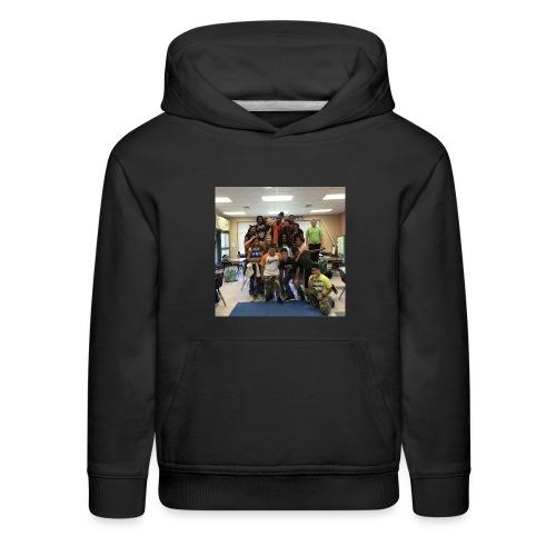 Marvin shirt - Kids' Premium Hoodie