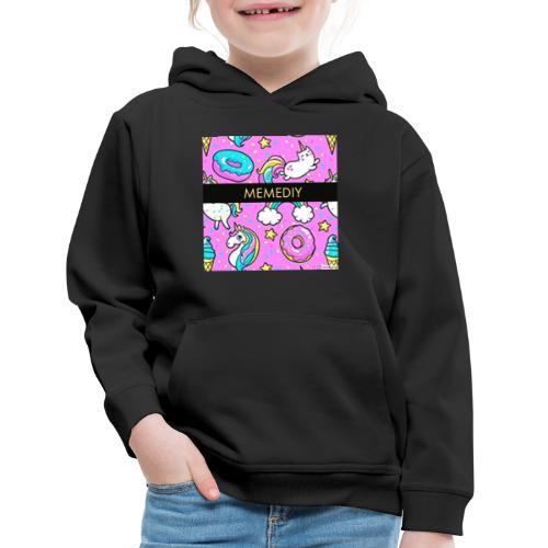 MemeDiy - Kids' Premium Hoodie