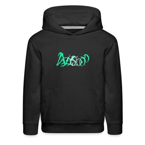 The logo of azyshop - Kids' Premium Hoodie