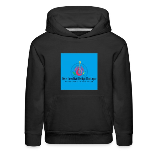 Debs Creative Design Boutique 1 - Kids' Premium Hoodie