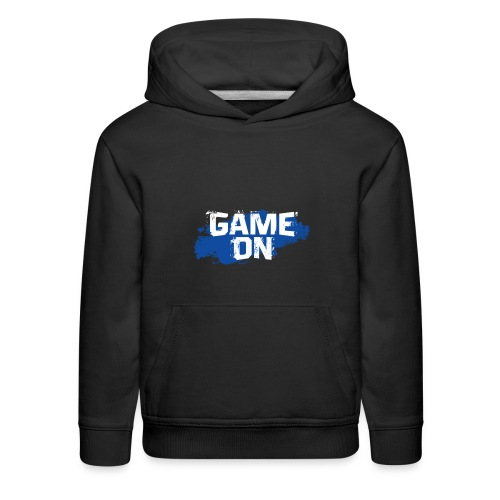 game on - Kids' Premium Hoodie