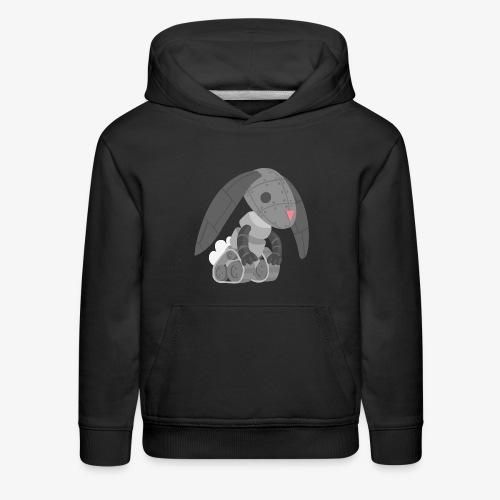 Robot Bunny - Kids' Premium Hoodie