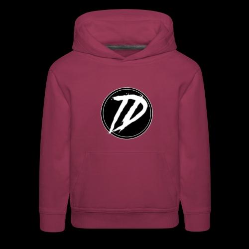 Team DEBUG Logo - Kids' Premium Hoodie