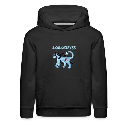 axelofabyss pocket monster - Kids' Premium Hoodie