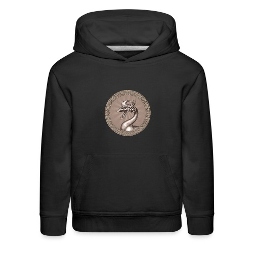 Laughing Dragon - Kids' Premium Hoodie