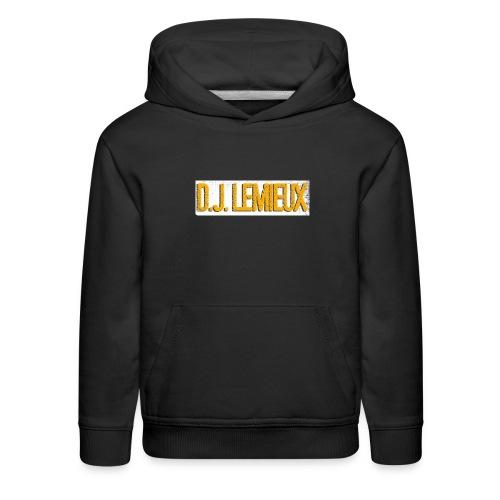 dilemieux - Kids' Premium Hoodie