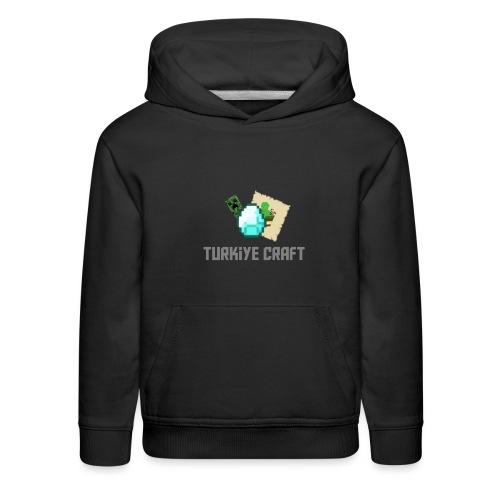 TurkiyeCraft - Kids' Premium Hoodie