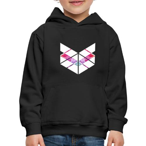 SaMPL and HoLD Watercolor Logo - Kids' Premium Hoodie