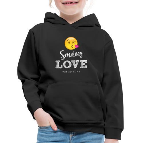 Sending Love - Kids' Premium Hoodie