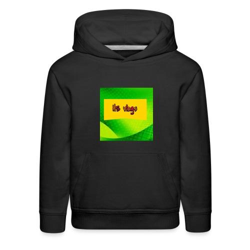 kids t shirt - Kids' Premium Hoodie