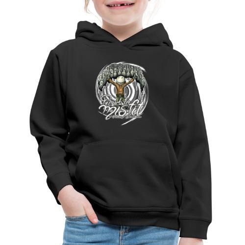 proud to misfit - Kids' Premium Hoodie