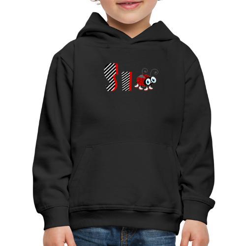 6nd Year Family Ladybug T-Shirts Gifts Daughter - Kids' Premium Hoodie
