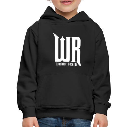 Wachler Records Light Logo - Kids' Premium Hoodie