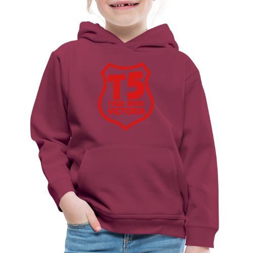 T5 tree worx shield - Kids' Premium Hoodie