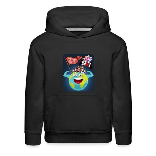 FGTeeV 10 Million (Adult) - Kids' Premium Hoodie