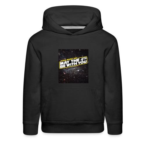 STAR WARS DAY CLOTHES - Kids' Premium Hoodie