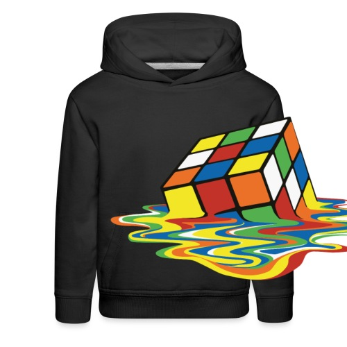 meltingcube - Kids' Premium Hoodie