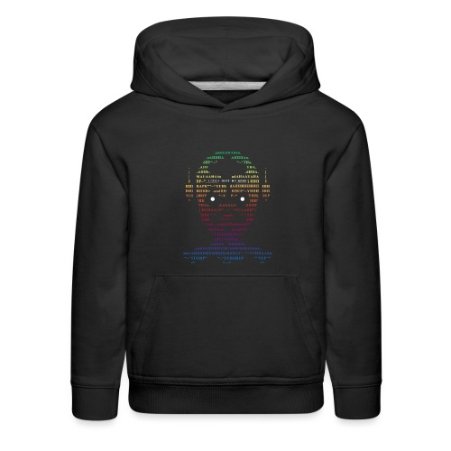 Automation is Here but I Still Have My Mind - Kids' Premium Hoodie