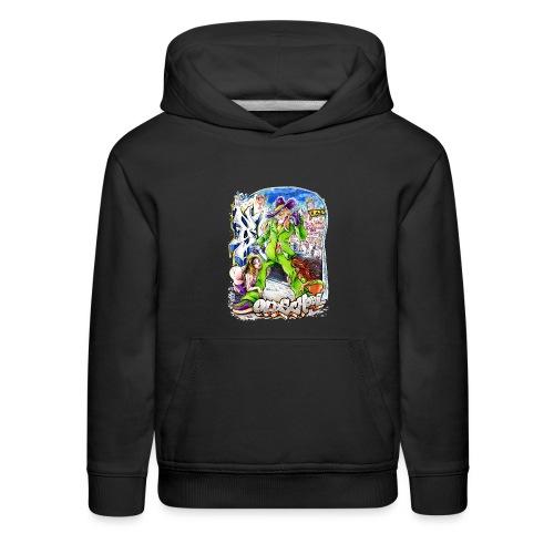 Hops - NYG Design - Kids' Premium Hoodie