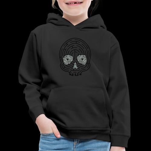 Amazing Skull - Kids' Premium Hoodie