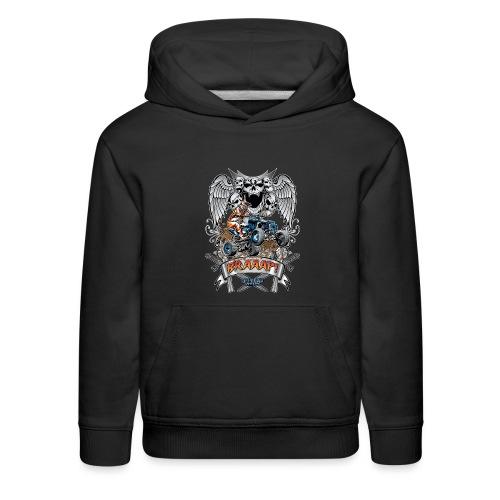 Offroad Styles Quad Shirt - Kids' Premium Hoodie