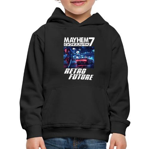 M7 Cyberpunk - Kids' Premium Hoodie