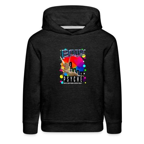 BOTOX MATINEE LOVE & PSYCHE T-SHIRT - Kids' Premium Hoodie