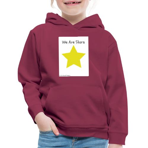 Hi I'm Ronald Seegers Collection-We Are Stars - Kids' Premium Hoodie