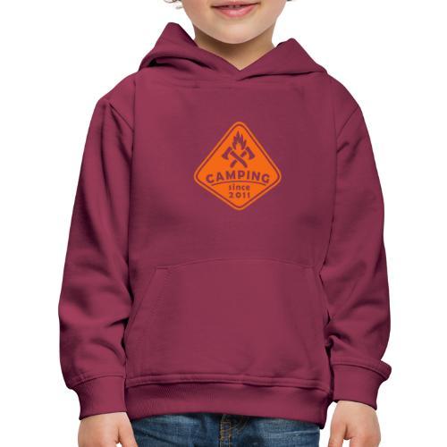 Campfire 2011 - Kids' Premium Hoodie