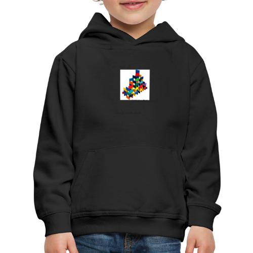 Hi I'm Ronald Seegers Collection-(transparent) - Kids' Premium Hoodie