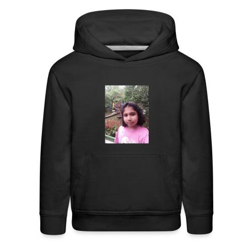 Tanisha - Kids' Premium Hoodie
