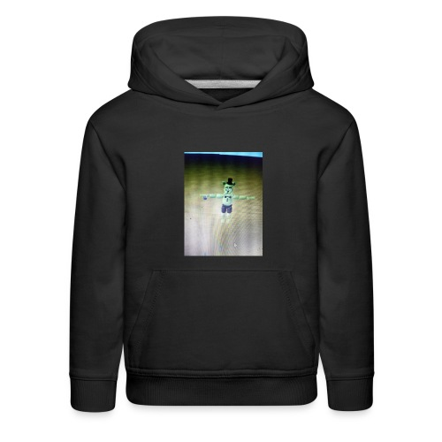 Simple Suggestion - Kids' Premium Hoodie
