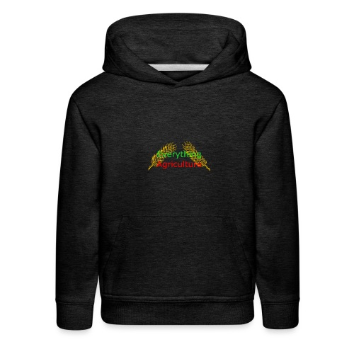 Everything Agriculture LOGO - Kids' Premium Hoodie