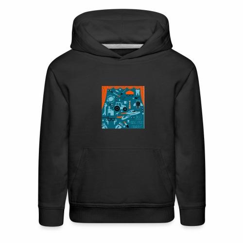 Rant Street Swag - Kids' Premium Hoodie