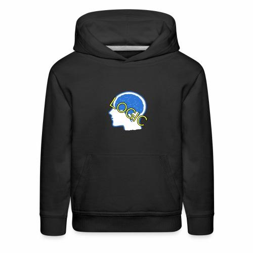 Logic - Kids' Premium Hoodie
